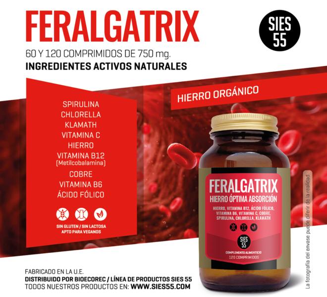 FERALGATRIX CUADRADA - NUEVA IMAGEN